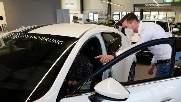 Mehrheit der Bürger ist gegen Kaufprämie für Neufahrzeuge