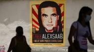 Free Alex Saab: Venezuelas Regime wollte verhindern, dass der kolumbianische Geschäftsmann an die USA ausgeliefert wird.