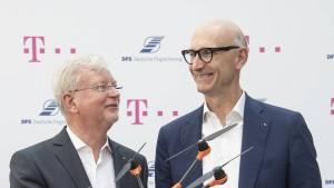 Telekom und Flugsicherung starten durch