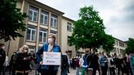 """""""Zeichen gegen Hass"""": Keine Einbürgerung bei antisemitischen Straftaten"""