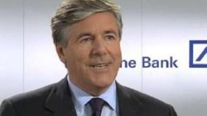 Deutsche Bank mit 1,2 Milliarden Euro Gewinn