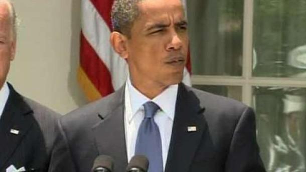 Obama entlässt Oberbefehlshaber McChrystal