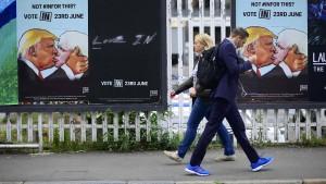 Der Brexit-Schaden für Europa wäre erheblich