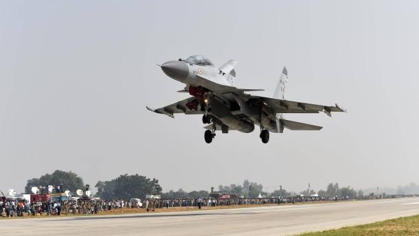 Pakistan: Wir behalten uns vor, auf Indiens Angriffe zu reagieren