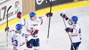 Mannheim gewinnt Winter Game