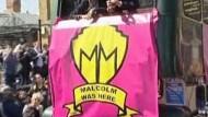 Malcolm McLaren in London beigesetzt
