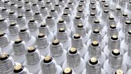 Ein Schatz schlummert in alten Energiesparlampen
