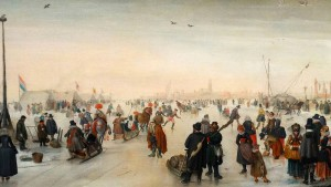 Auch im Mittelalter spielte das Klima verrückt