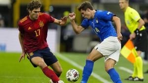 Spanien im Nations-League-Finale