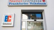 Gemeinsamer Weg: Taunus Sparkasse und der Frankfurter Volksbank