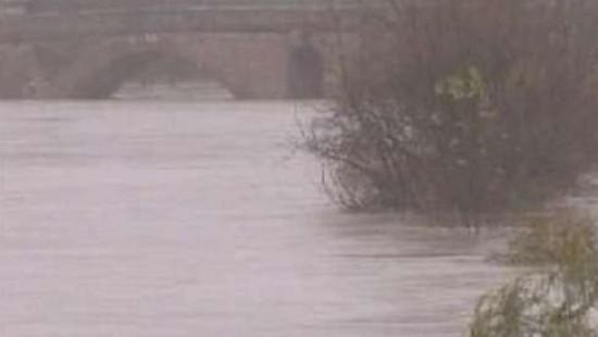 Rom droht Überschwemmung
