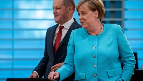 Warum Schwarz-Rot Deutschland gut tut
