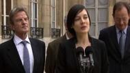 Iran lässt die Französin Clotilde Reiss frei