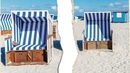 Urlaub auf Abstand
