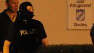 Geiselnahme in Straubing unblutig beendet