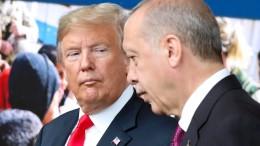 Erdogan sieht Partnerschaft  bedroht