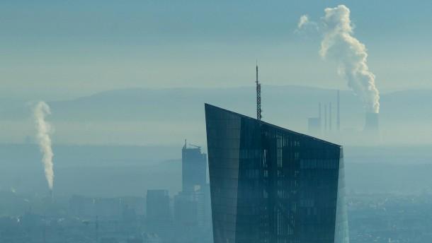 Erste Einblicke in die Geheimpapiere der EZB