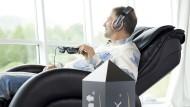Entspannt und ruhig kann jeder mit der passenden Entspannungsmethode sein