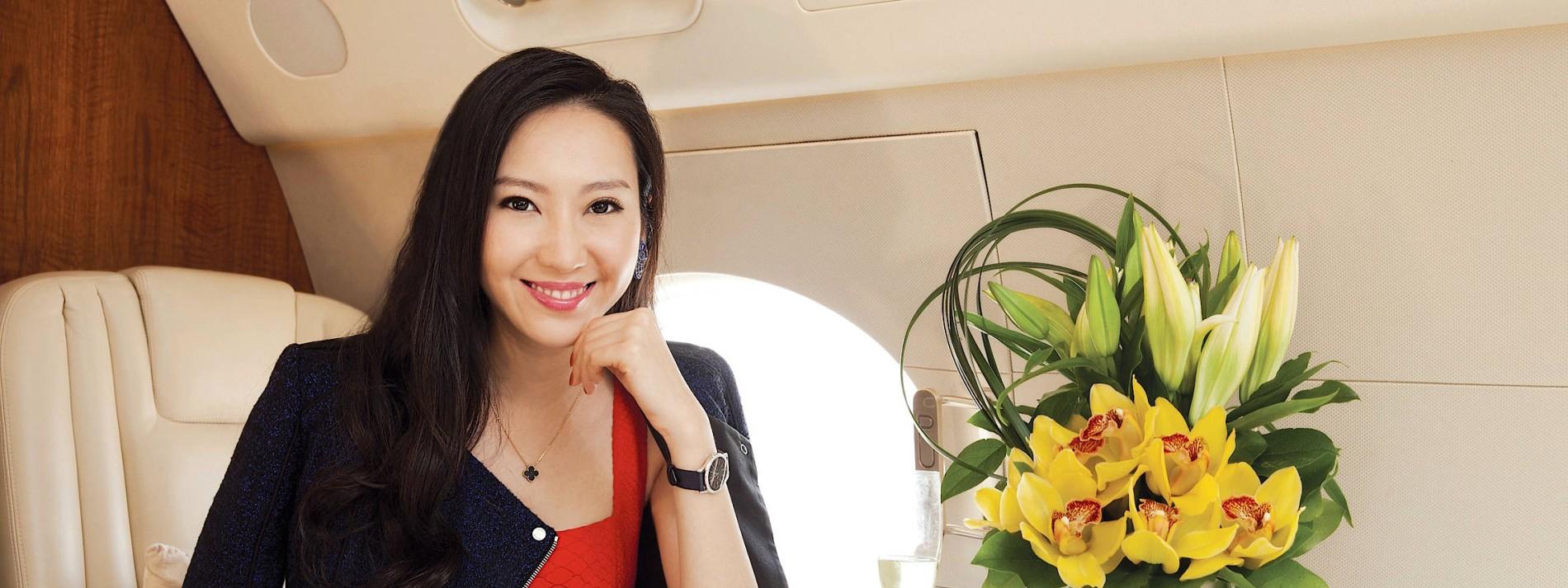 Chinesische Studenten fliehen im Privatjet aus dem Ausland