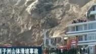 Schlammlawine in China tötet 17 Menschen