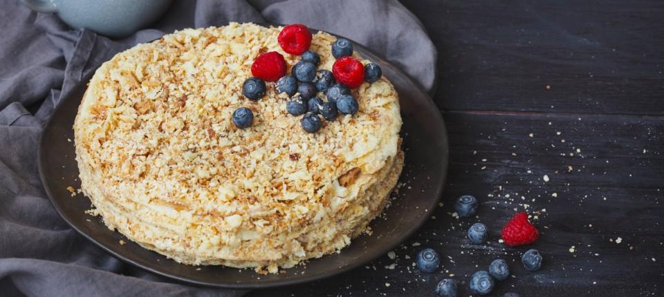 Susses Aus Russland Kalorien Gegen Die Kalte Essen Trinken Faz