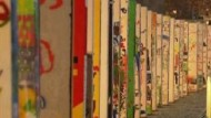 Berlin feiert den Fall der Mauer
