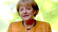 """Merkel: Freue mich auf """"spannenden Wahlkampf"""""""