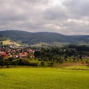 Malerische Aussicht: Reichelsheim-Beerfurth
