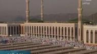 Millionen Muslime auf Pilgerfahrt