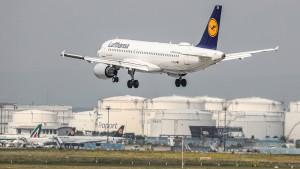 """""""Die Auswirkungen in Frankfurt halten sich in Grenzen"""""""