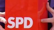 SPD will Ruder in NRW herumreißen