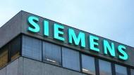 Siemens erwartet Gewinnrückgang