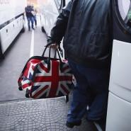 Vor allem Migranten aus Osteuropa und dem Baltikum haben Großbritannien den Rücken gekehrt.