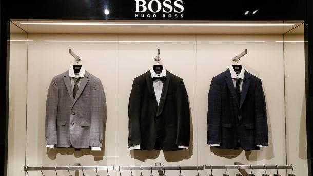 Chef von Hugo Boss muss seinen Hut nehmen
