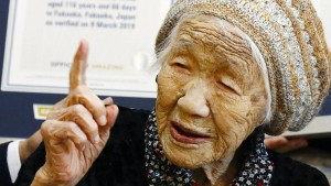 Mehr über Hundertjährige als je zuvor