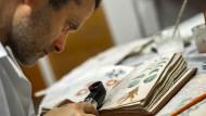 Voynich-Manuskript gibt Rätsel auf