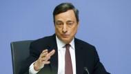 Draghi warnt Briten vor EU-Austritt