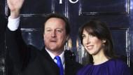 Cameron ist neuer britischer Premierminister