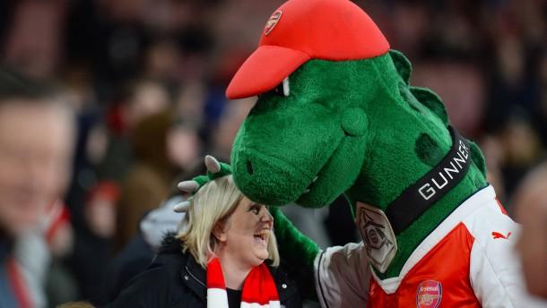Özil will Gehalt des Arsenal-Maskottchens zahlen