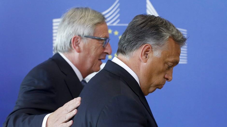 EU-Urteil gegen Ungarn: Profit für Viktor Orbán