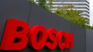 Bosch macht Ernst