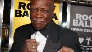 Er spielte nicht nur einen Boxtrainer, er konnte Boxen: Tony Burton (1937 - 2016).