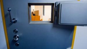 Häftling in Frankfurt auf der Flucht