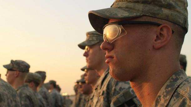 US Soldaten