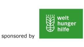Eventbutton Welthungerhilfe