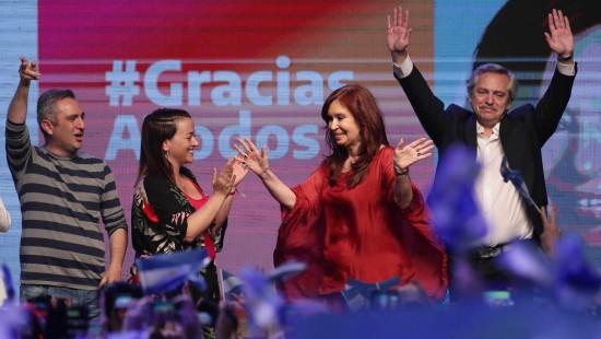 Mitte-Links gewinnt in Argentinien