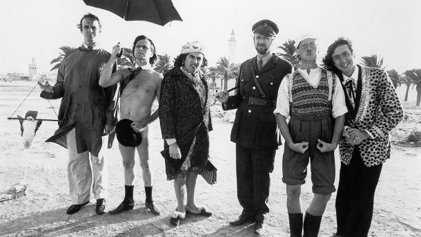 Monty Pythons feiern 50. Jubiläum