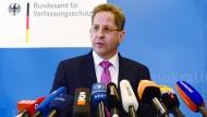 Verfassungsschutzchef warnt Unternehmen