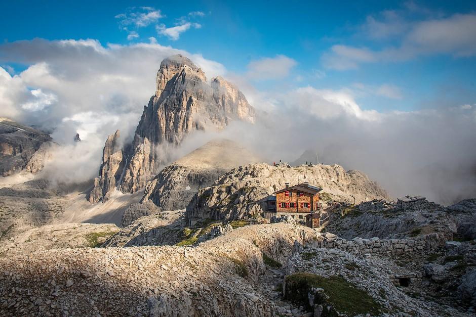 Klettersteig Croda Dei Toni : Bilderstrecke zu Über kilometer klettersteig bringen