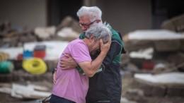 Die Angst der Flutopfer vor dem Vergessenwerden
